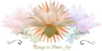 Graphic Design Logo Passage to Inner Joy by Eloryia RA