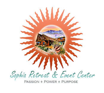 Graphic Design Logo Sophia Retreat and Event Center