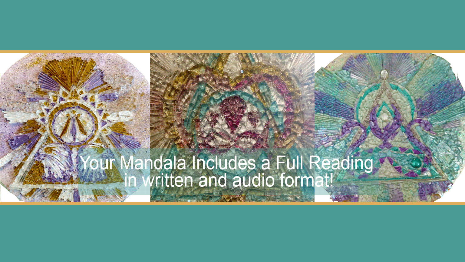 Magnificent Me Manifestation Mandala
