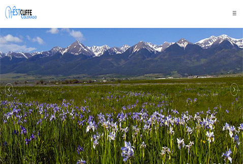 Website Design - Westcliffe Colorado
